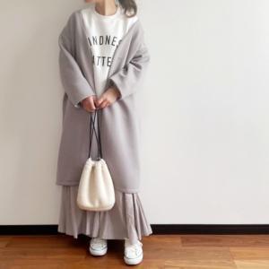 【coca】予想的中な春スカート /【GU】値段を疑う!!春まで使えるアウター