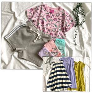 【しまむら】値札見ずに即決!娘が大喜びしたTシャツ/真夏にぴったりなプチプラワンピース