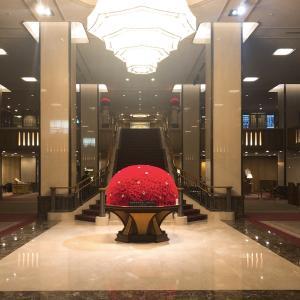 帝国ホテル ミッドナイトハイティー