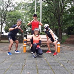 今日の印旛練はクロカン&ロード、今後の練習会の展望、そして合同トレーニング論!