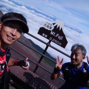 【レポ】第1回富士登山狂走(笑)その3、高山病対策