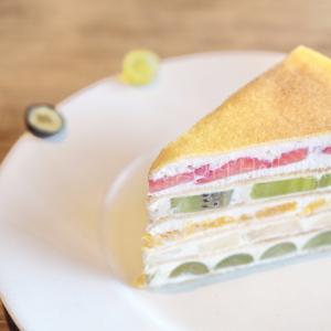 美味しいケーキの話