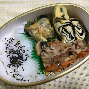 2月25日(月)豚肉の中華炒め弁当