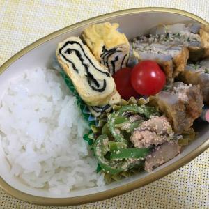 4月8日(水)レンコンの挟み揚げ弁当