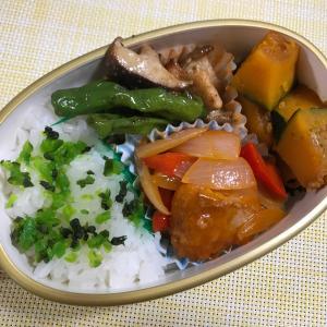 7月3日(金)酢豚弁当