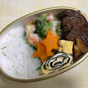 7月27日(月)カルビ焼肉弁当