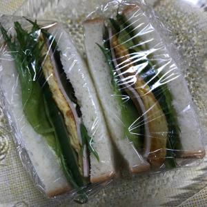 6月17日(月)サンドイッチ