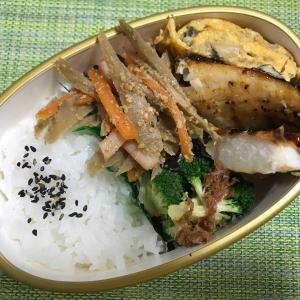 7月2日(火)赤魚の西京焼き弁当