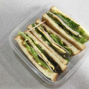 8月5日サンドイッチ