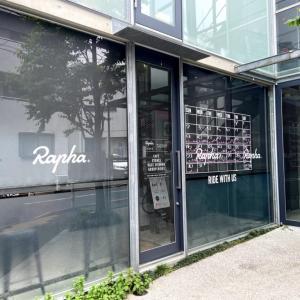 Rapha Tokyoデビュー