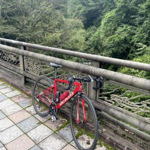 上川乗から上野原経由で尾根幹感を楽しむ