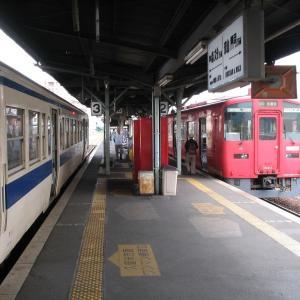 2005年!九州横断路線の久大本線乗車記!