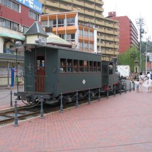 松山観光には路面電車が便利!道後温泉訪問記!