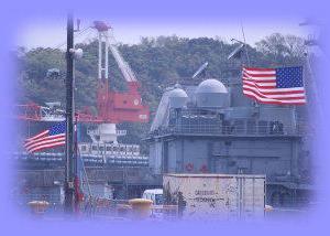 神奈川県 米軍横須賀海軍施設 を振り返る.1