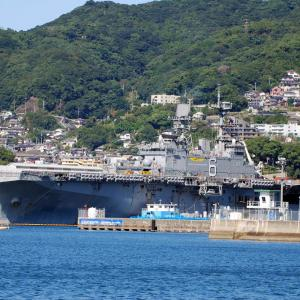 長崎県 米軍佐世保海軍施設 を振り返る