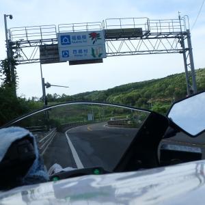 福島県キャンプソロツーリング.2