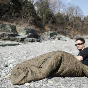 【ドMなひとりキャンプ】世界の冒険家も使用しているシュラフ Carinthia(カリンシア) Tropen シュラフ