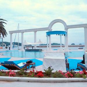 ホテル リマーニの「ザ・テラス」でランチと風景を堪能!