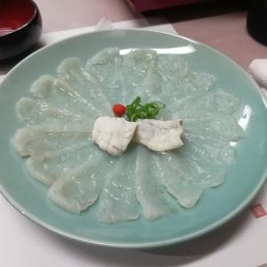 魚料理 克政 伝法