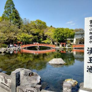 湧玉池 富士宮