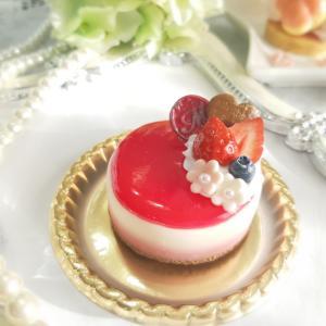 イチゴヨーグルトムース!!オリジナルメニュー