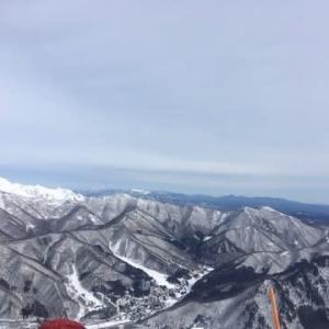 苗場スキー場に行ってきました♪
