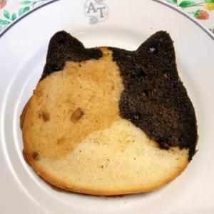 ねこねこ食パン@表参道