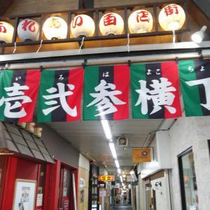 意外と醤油がうまい北海道のラーメン店第一ススキノ+星座