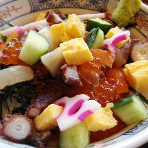 ファミリーで昼間から美味しく食べ放題梵天食堂ランチ+猫のトラップ