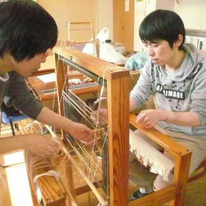 3月の織物活動①
