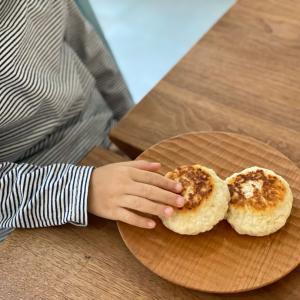 《簡単レシピ》子どもと作るなんちゃってチーズパン。