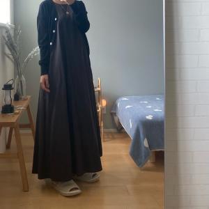 《ガーン》妊婦に見えます…? 気まずかった服装を変えてみた結果。