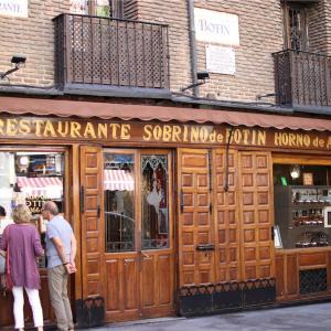 スペイン留学『Sobrino de Botín / ボティンの甥』Día 15