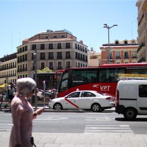 スペインの治安