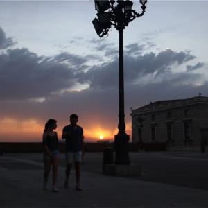 スペイン留学『マドリードのおススメの夕日スポット』
