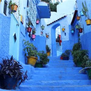モロッコ旅行記:タンジールからシェフシャウエンの行き方