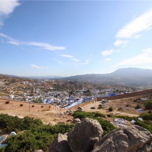 モロッコ旅行記:シャウエンの展望スポット・おススメのお土産屋・観光の仕方を紹介