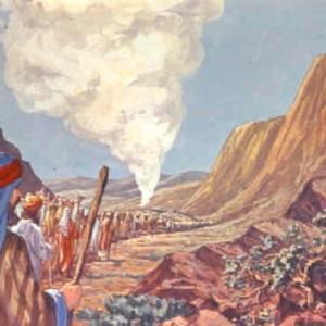 なぜ「火と雲の柱」が神を象徴するのか