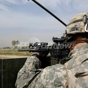 米軍のライフル照準器に聖書示す刻印