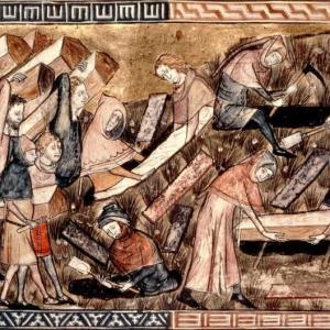 キリスト教と伝染病