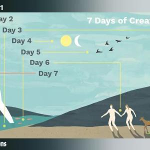 創世記に見る進化の痕跡