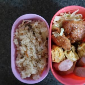雛祭り&お弁当