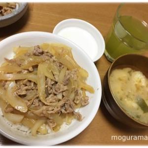 生姜焼き丼 と とろろ丼/アンテノール「ショコラ・ショコラ」