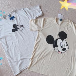1000円以下激安プチプラディズニーTシャツ