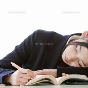 勉強中の眠気を5秒で解放する!