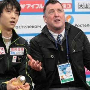 日本スケート連盟がGPFの帯同コーチをオーサーではなくジスランで申請していた件。