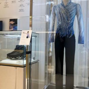 等身大、特注品トルソー!衣装の展示は12/27まで+ロステレ引き続き…