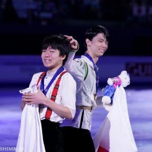 NHK杯結果(採点崩壊再び)+若杉さんもおめでとう!