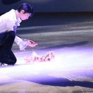 今夜放送!NHK杯スペシャルエキシビションの舞台裏+【動画】結弦展ニュース
