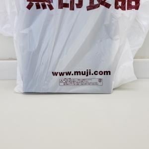 無印良品購入品とポイントでお得に購入したよ(=^^=)